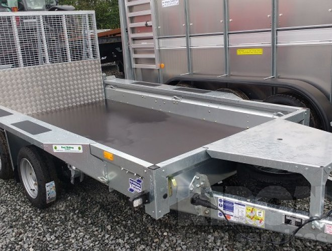 Image of Ifor Williams GX105HD Plant Trailer
