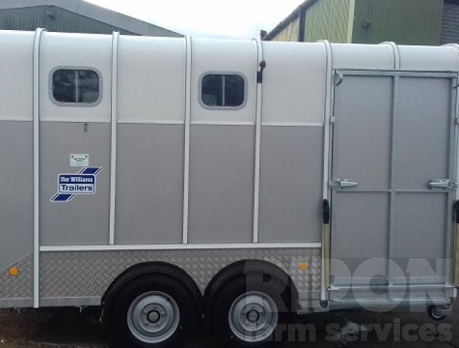 Image of Ifor Williams HB610 Horse Box
