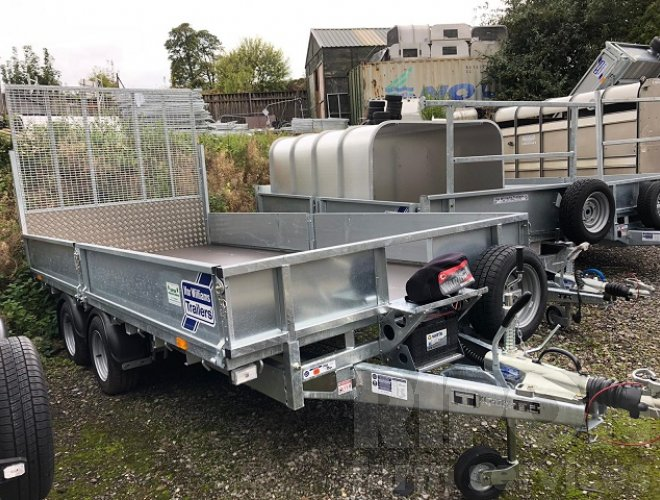 Image of Ifor Williams LM146 Trailer