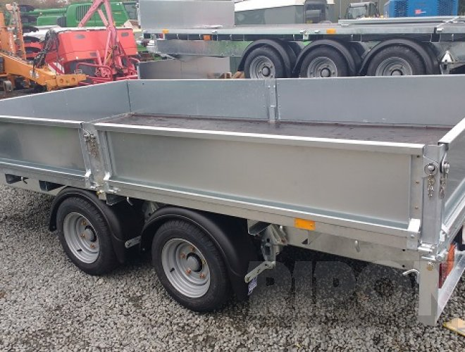 Image of Ifor Williams LM126 Trailer