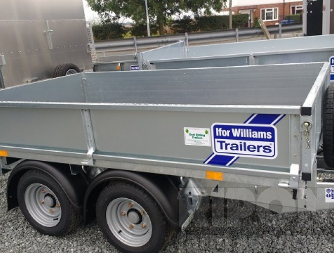Image of Ifor Williams LM85 Trailer