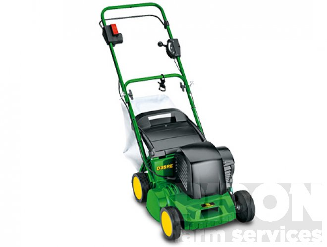 Image of John Deere D35RE Scarifier