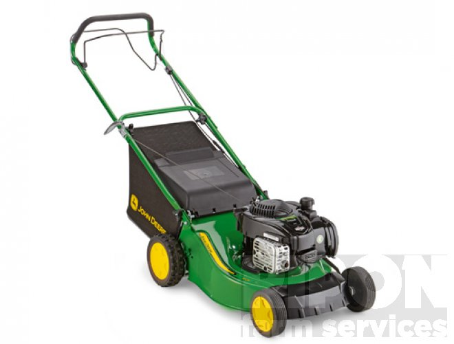 Image of John Deere Run 46 Mower