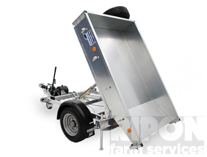 Image of Ifor Williams TT2012 Tipper