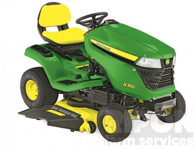 Image of John Deere X350 (Edge Deck)