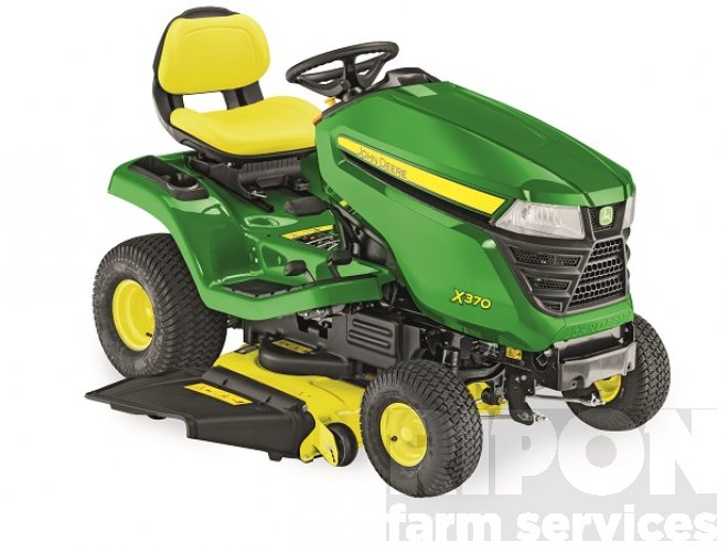 Image of John Deere X370 (Edge Deck)