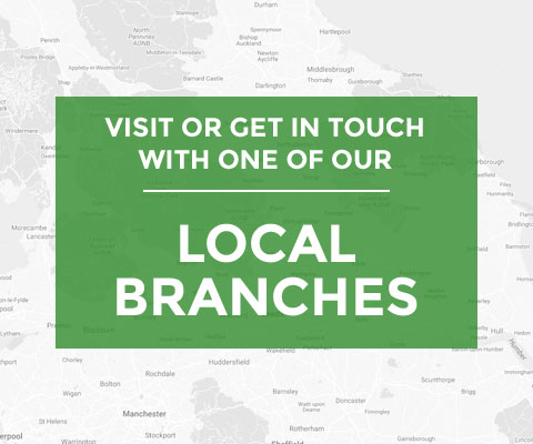 Visit or get in touch with one of our local branches