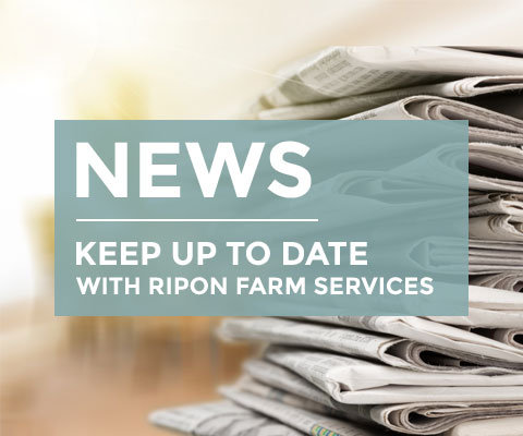 News | Keep up to date with Ripon Farm Services